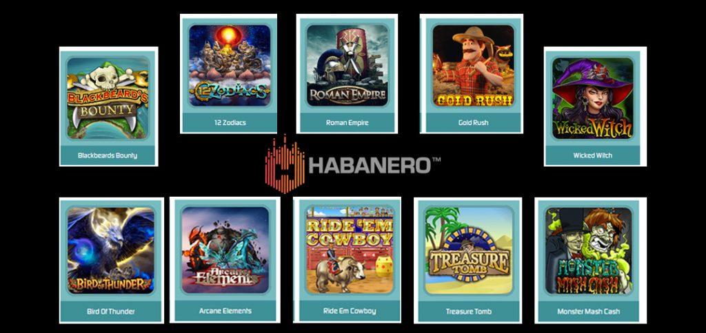 game slot habanero